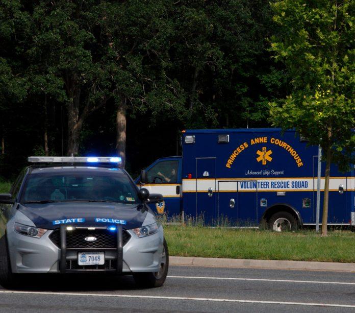 12 People Killed In Va. Shooting, Suspect Dead