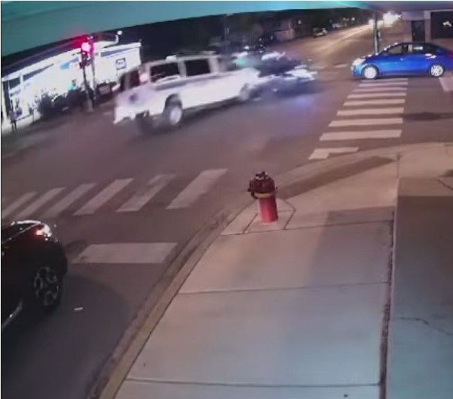 Video Shows Deadly Chicago Police Vehicle Crash That